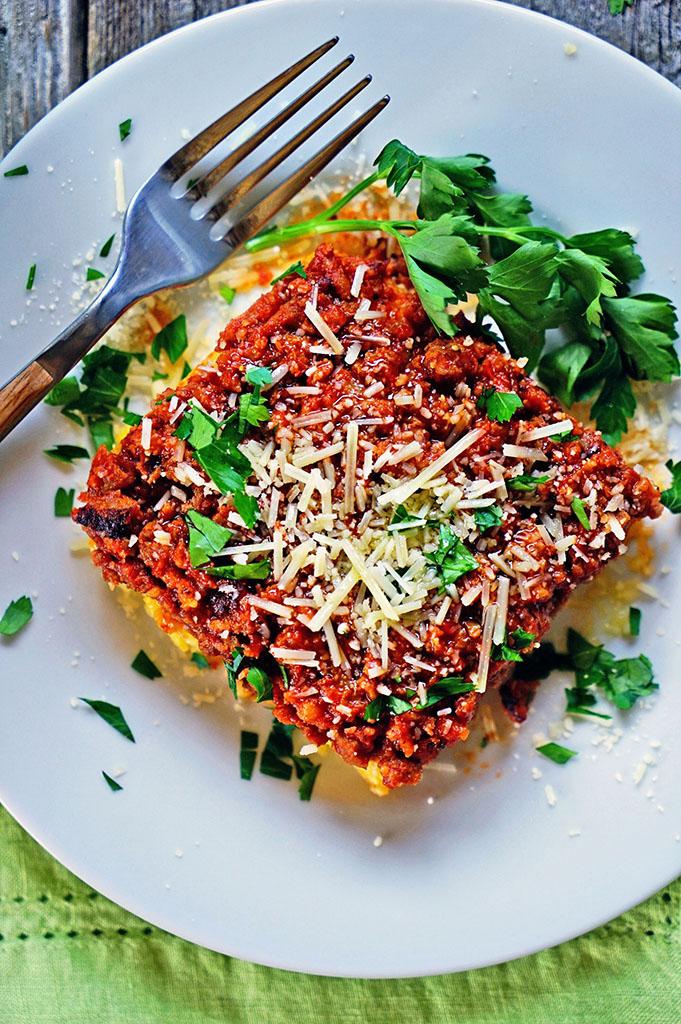 how to make instant polenta