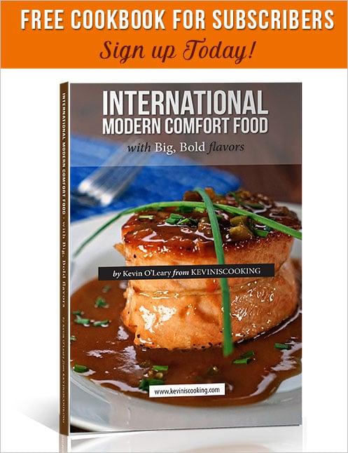 MailChimp-SideBar-Cookbook