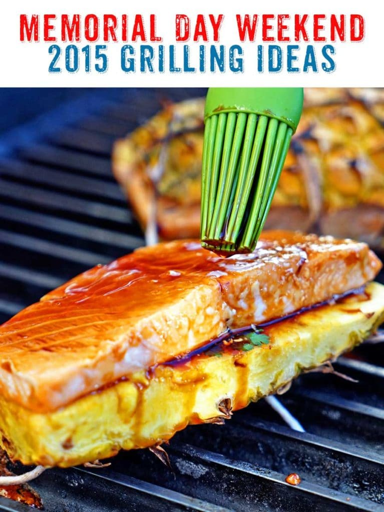 Memorial Day Grilling Round Up Recipes 2015 - Keviniscooking.com