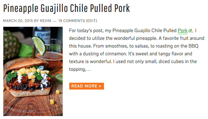 Pineapple Guajillo Chile Pulled Pork - Keviniscooking.com