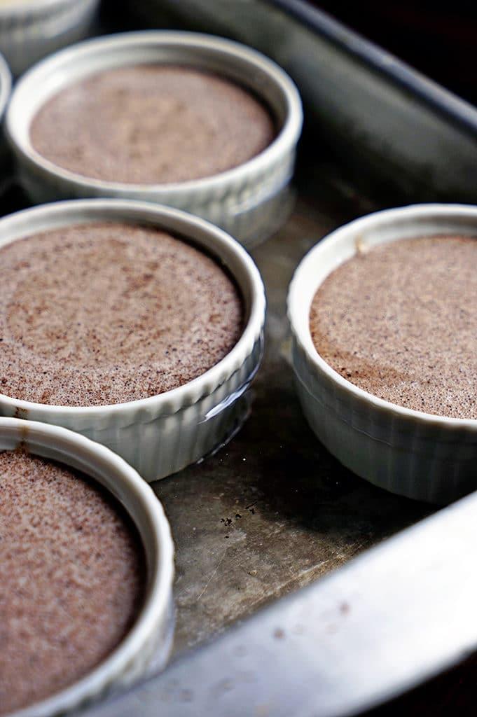 Chocolate Crème Brûlée. www.keviniscooking.com