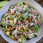 Broccoli Tarragon Salad