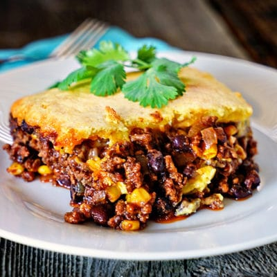 Easy Tamale Bake