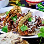 Mojo Carne Asada Tacos