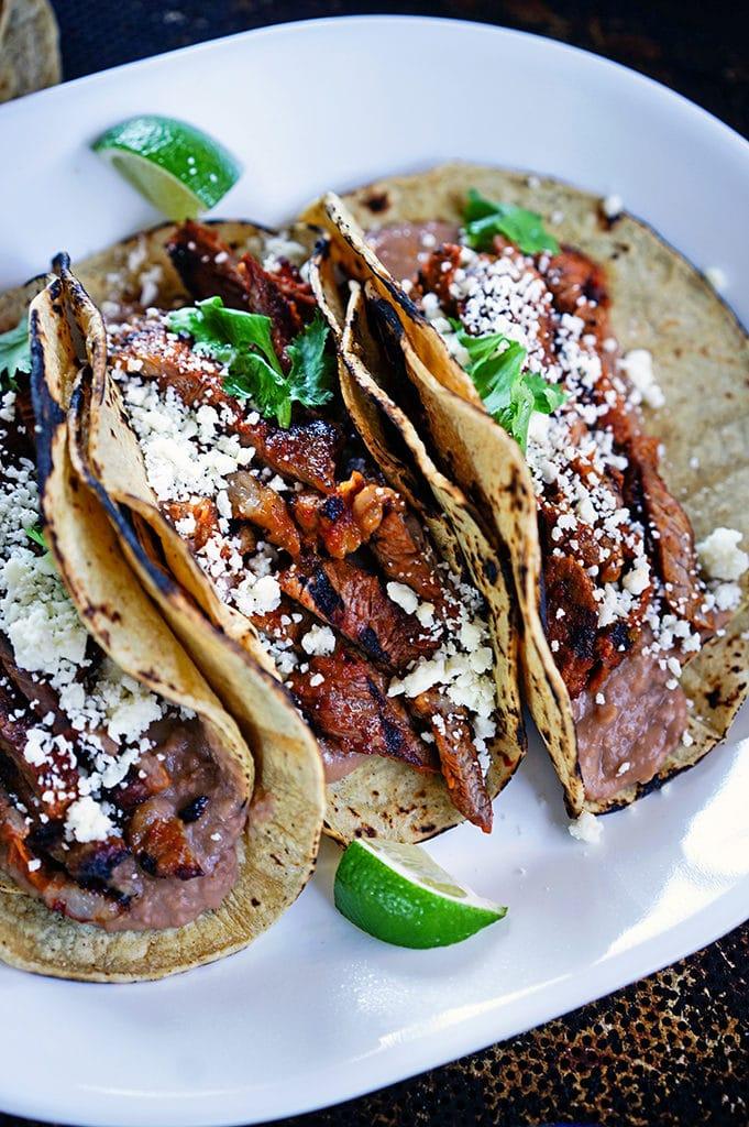 Mojo Carne Asada Tacos. wwwkeviniscooking.com