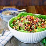 Ahi Poke and Quinoa Salad