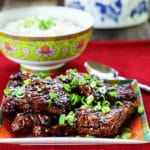 Bulgogi Korean BBQ Short Ribs