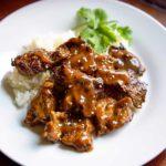 Curried Beef Stir Fry