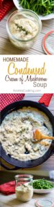 Homemade Condensed Cream of Mushroom Soup. www.keviniscooking.com