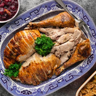 Roasting and Carving a Turkey + Video