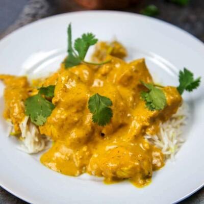 Butter Chicken – Punjabi Murgh Makhani