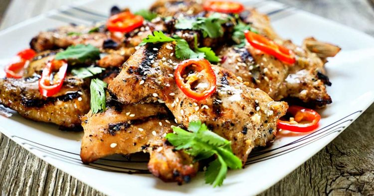 Amazing Thai Grilled Chicken Kevin Is Cooking
