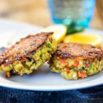 Couscous Veggie Patties