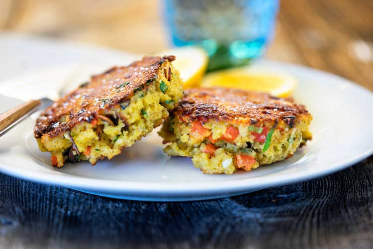 Couscous Veggie Patties. www.keviniscooking.com