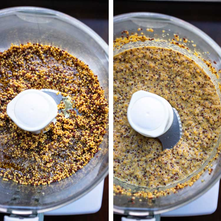 This Whole Grain Mustard Is Super Easy To Make You Know What Goes In It