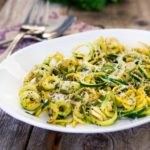 Peppercorn Romano Zoodles