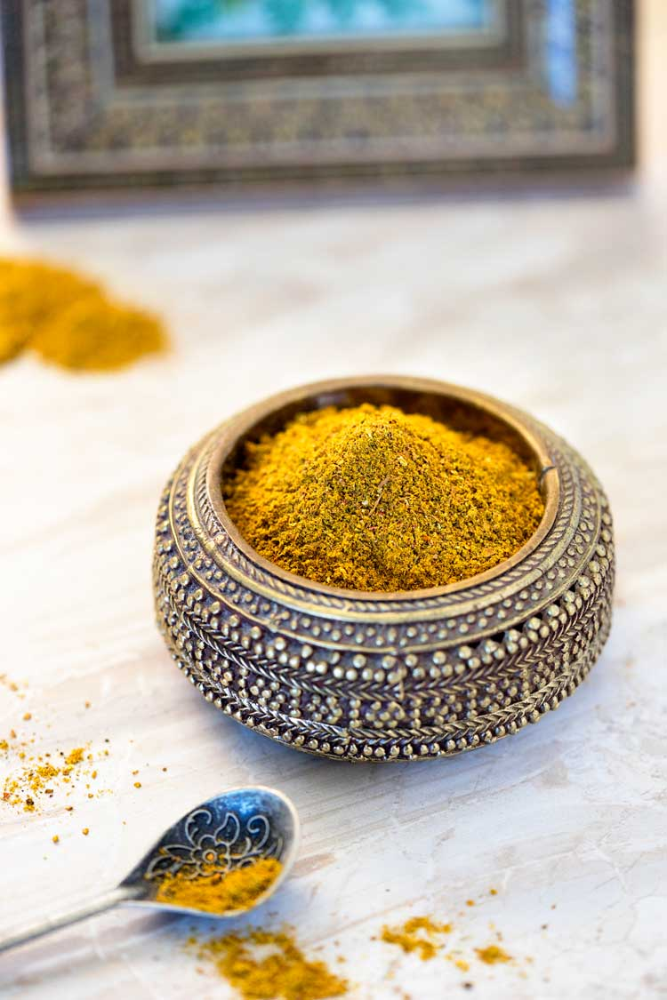 Youtube Cooking: Ras El Hanout Spice Blend