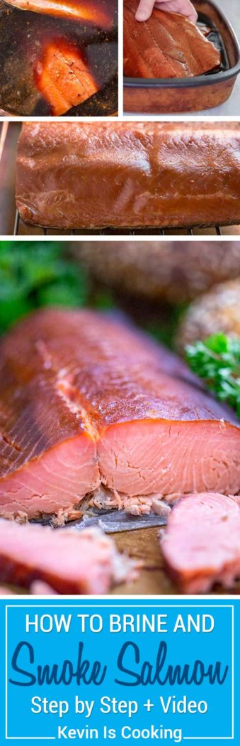 I'll take you step by step through How to Make Smoked Salmon and Brine Recipe and you'll never need purchase store bought smoked salmon again. #salmon #brined #smoked