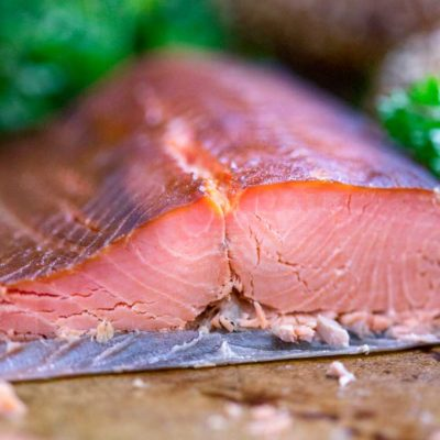 How to Make Smoked Salmon and Brine Recipe