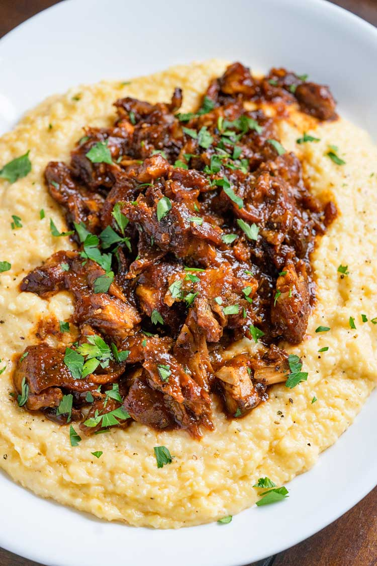 BBQ-Pork-'Ragu'-with-Cheesy-Grits3