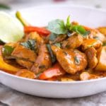 Creamy Thai Red Curry with Chicken