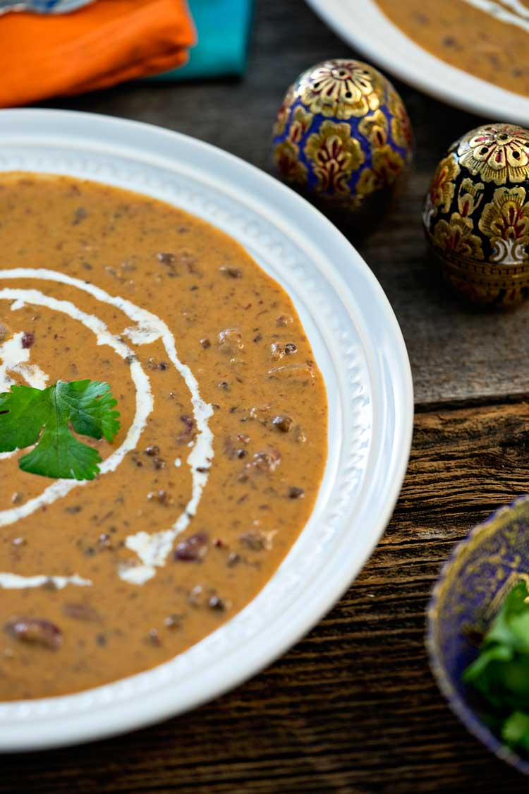 Creamy Black Lentils - Rajasthan Dal Makhani - Creamy Restaurant Style. www.keviniscooking.com