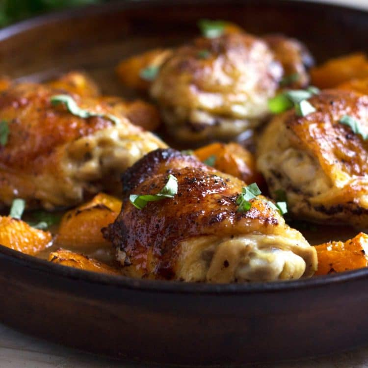 Apricot Baked Chicken. www.keviniscooking.com