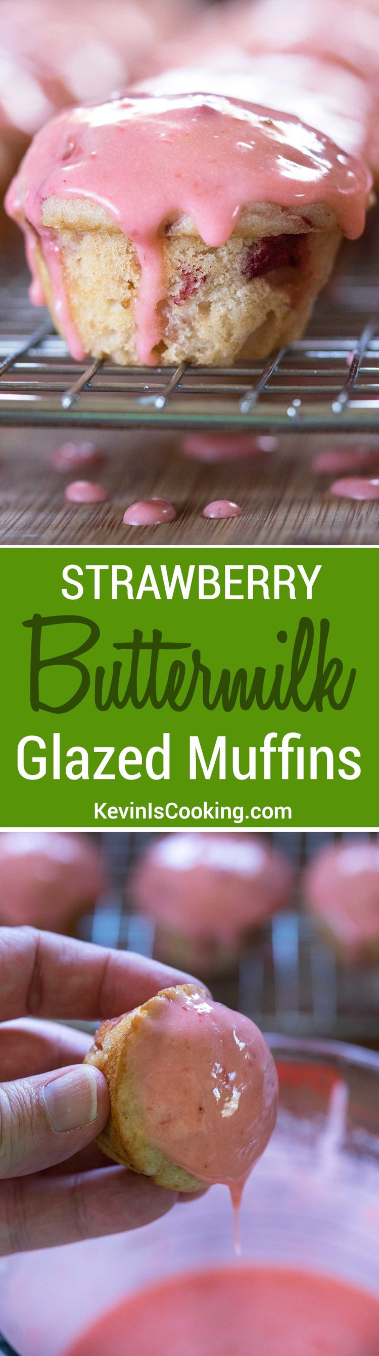 These mini glazed muffins are addictive, but in a good way. Brought these to a party and they were gone in minutes. Next time I'll double the batch!