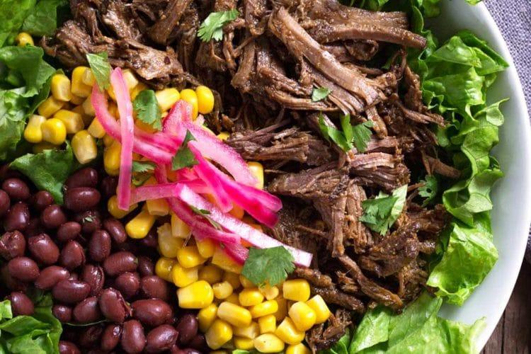 Barbacoa Beef Bowls
