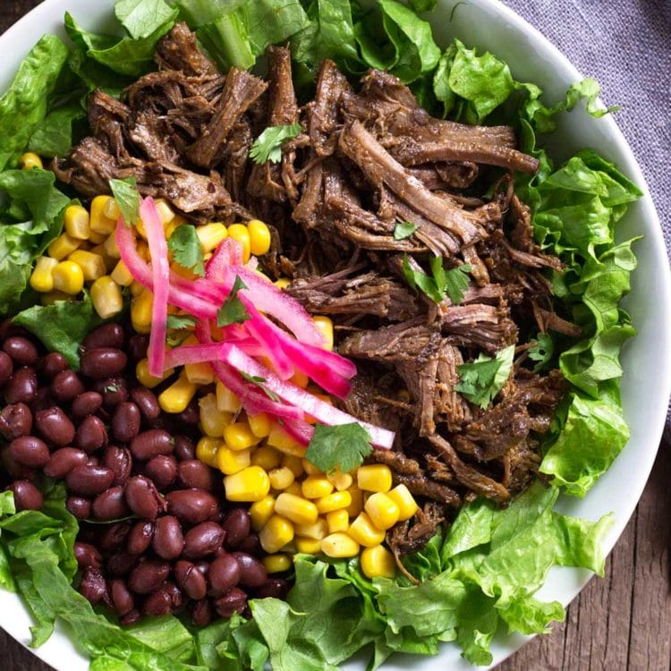 Barbacoa Beef Bowls. www.keviniscooking.com