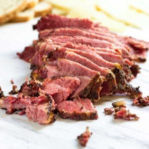 This is a fantastic step by step recipe to make homemade pastrami! Fantastic flavor and perfect for sandwiches, rarely are there any leftovers. www.keviniscooking.com