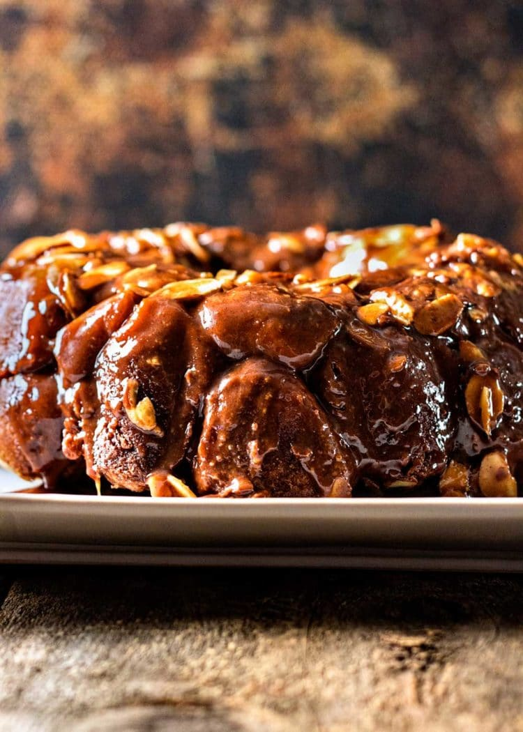 Chocolate Caramel Monkey Bread - keviniscooking.com