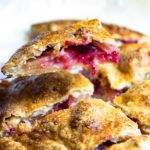 Cranberry Apple Slab Pie