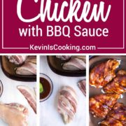 This Baked Bacon Wrapped Chicken Breast dinner could not be any easier to put together. Smoky bacon wrapped around a chicken breast, slathered with your favorite BBQ sauce and baked to tender perfection. Your family will be asking for more.