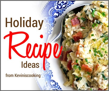 Thanksgiving Holiday Recipe Link www.keviniscooking.com