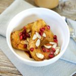 Roasted Pears with Almond Paste