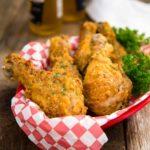 My Oven Fried Chicken (KFC Copycat)