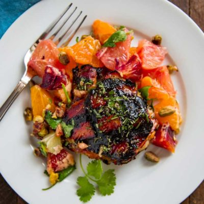Citrus Honey Grilled Chicken