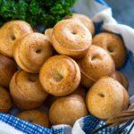 Brazilian Cheese Bread Rolls