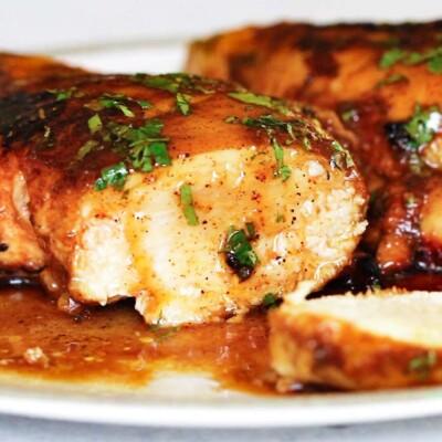Honey Chipotle Chicken