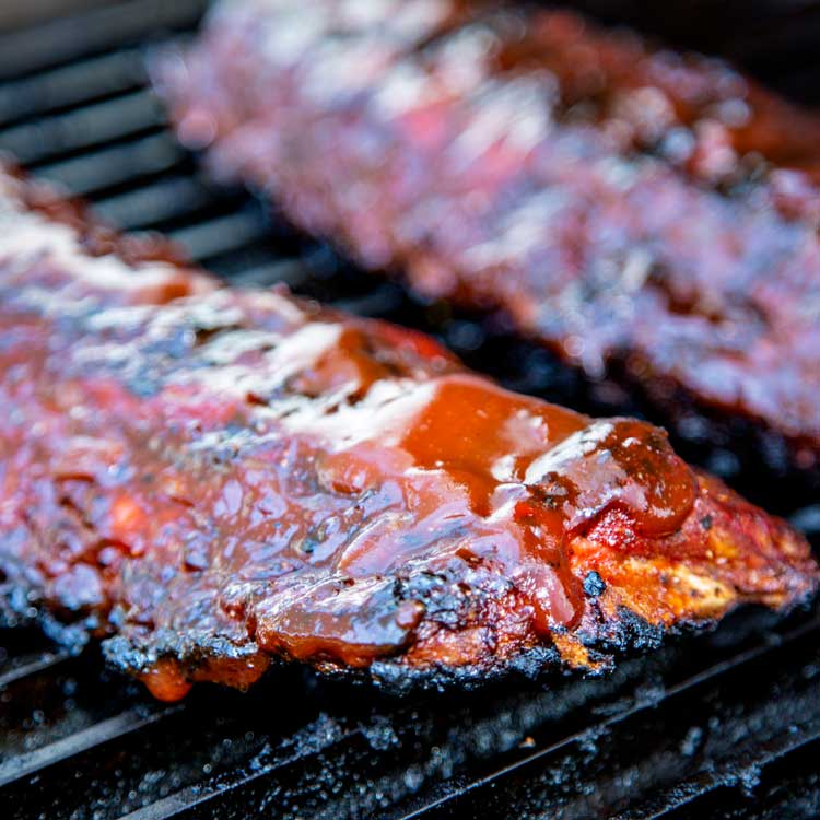 How To Make Baby Back Ribs Best Grilled Bbq Ribs Recipe Kevin Is Cooking