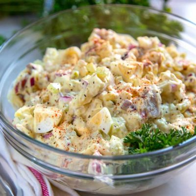 How to Make the Classic Potato Salad