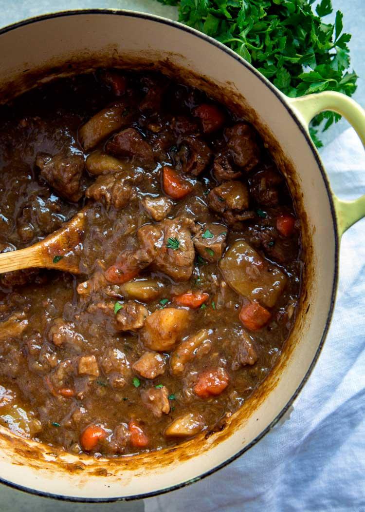 Guinness Irish Stew