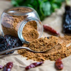 Homemade Taco Seasoning Spice Blend