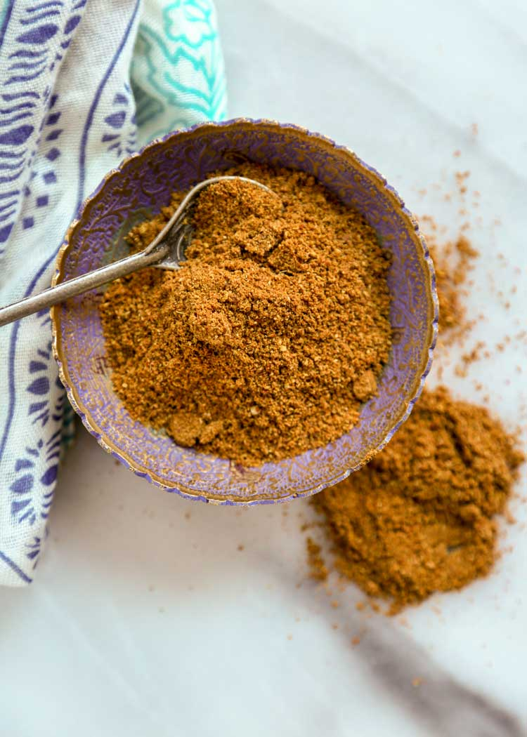 Malaysian Curry Powder Spice Blend