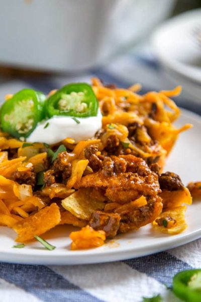 My Frito Pie Recipe