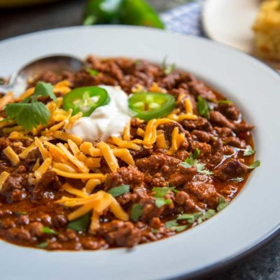 Real Chili Con Carne