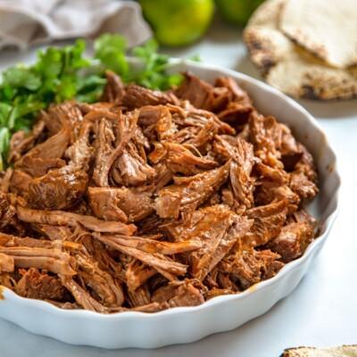 Tex Mex Barbacoa Beef
