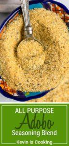 All Purpose Adobo Seasoning
