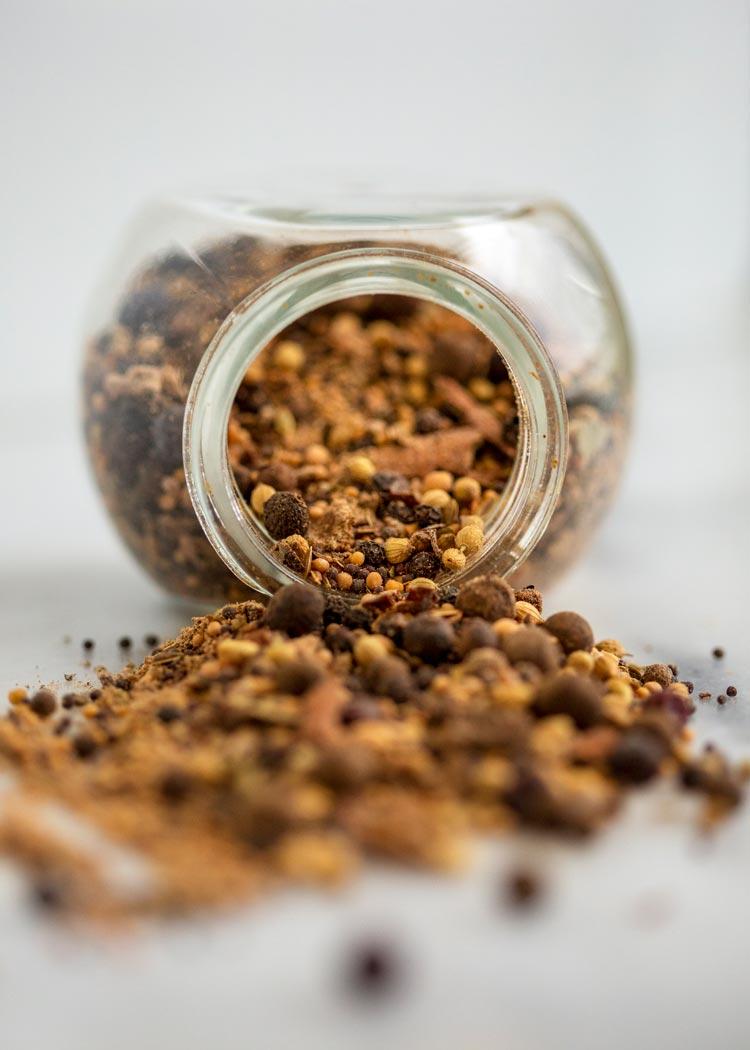 Homemade Pickling Spice Blend
